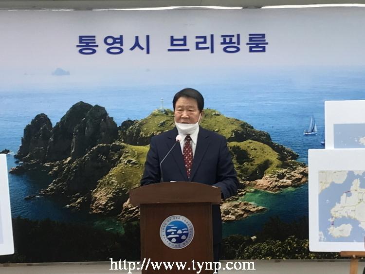 """""""한산대첩교 건설 방안, 통영시가 교통정리 해야"""" 주장"""